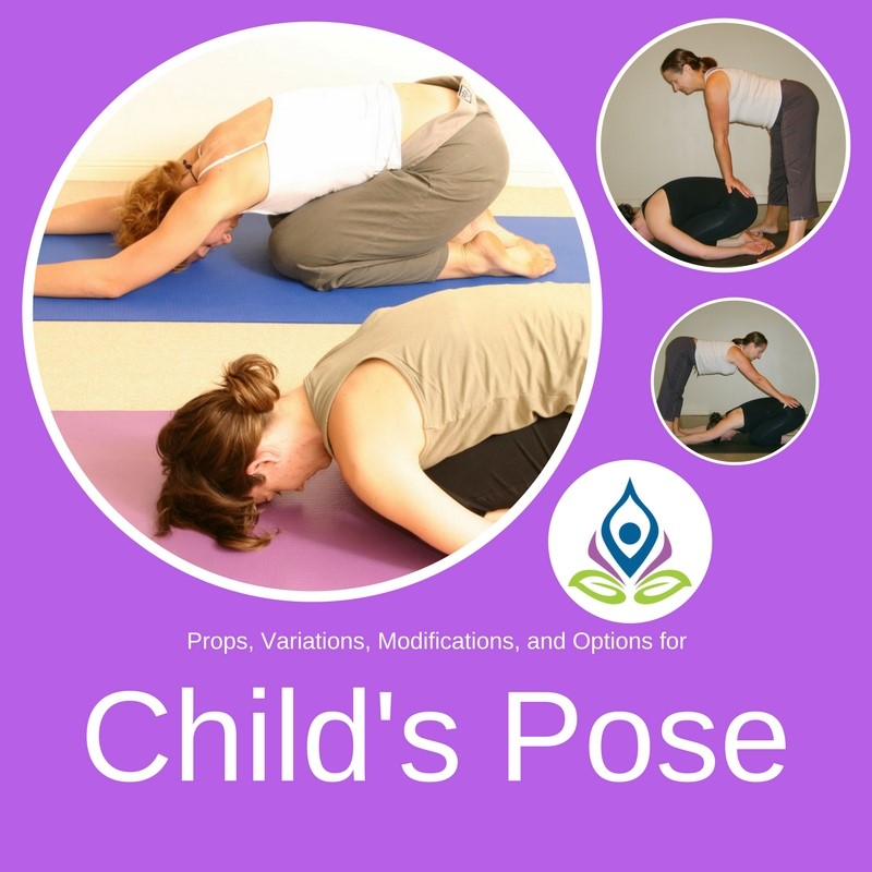 Finding Comfort in Child's Pose
